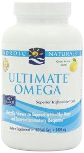 Nordic Natural Ultimate Omega 1000mg Fish Oil